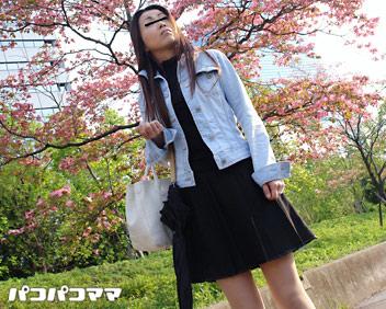 桜も満開!熟女の華ビラも満開!