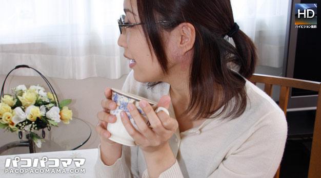 団地妻 〜眼鏡美人編〜
