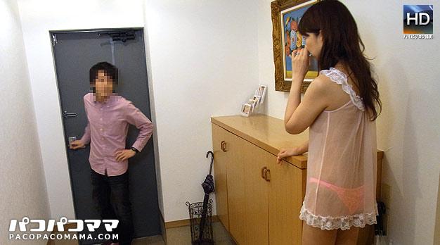 玄関先でスッポンポン 10 〜ネグリジェの誘惑〜