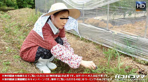 働く地方のお母さん 〜農家に嫁いだ人妻宅に訪問〜