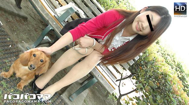 男より犬を愛しすぎて結婚できない美熟女