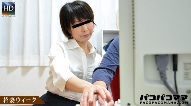 PCの個人レッスン出張サービスをしている熟女