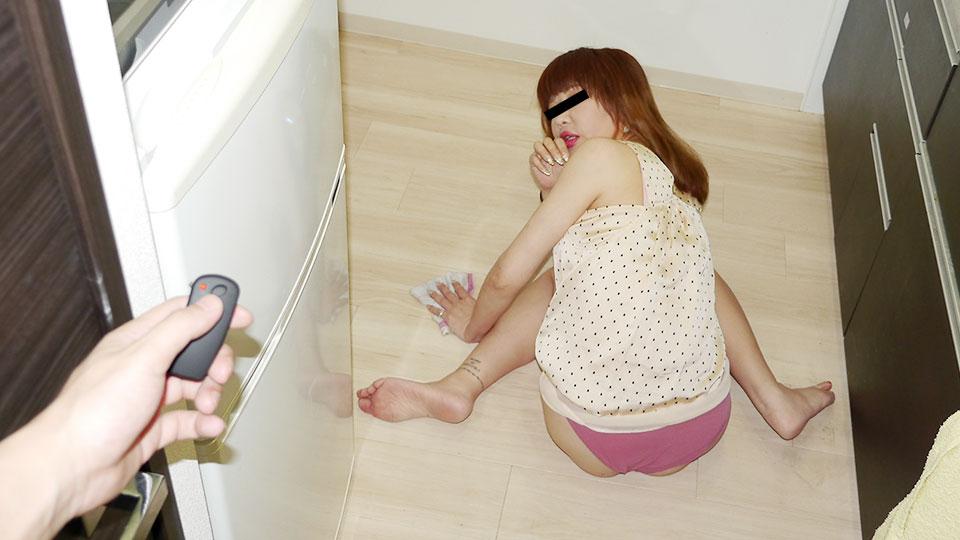 赤髪おばさんのどどめ色!肉厚マンコ〜美熟女画報〜 山口美鈴